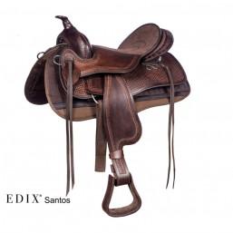 EDIX® Santos - selle complète