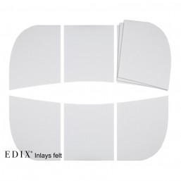 EDIX® Plaques pour tapis -...