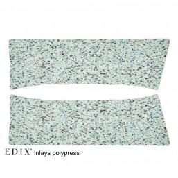 EDIX® Plaques poly-press...